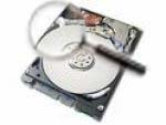 Restoration of data from hard disk